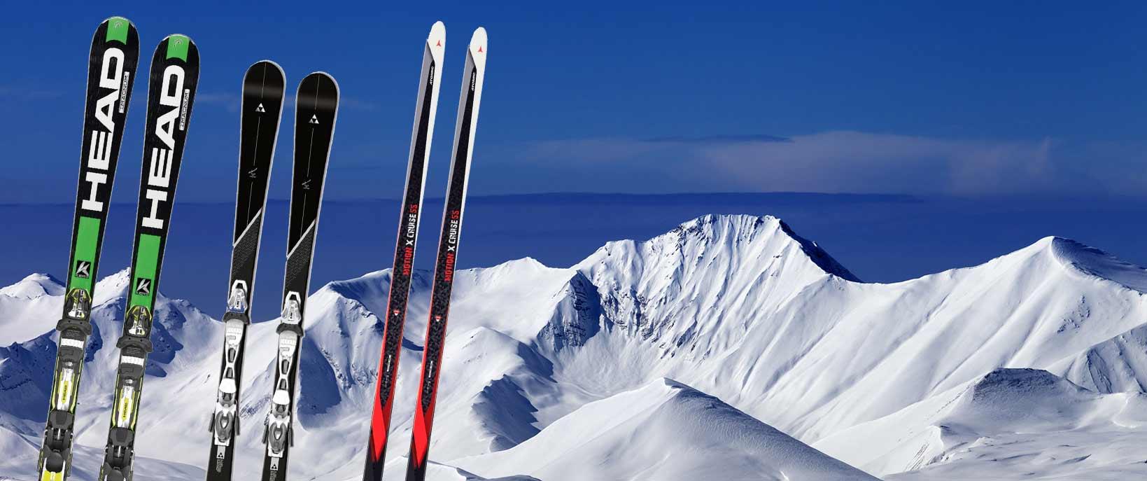 ski trends 2015/16
